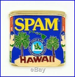 10x Navy Chief SPAM Pearl Harbor Hickam Hawaii CPO Challenge Coin last 10 coins