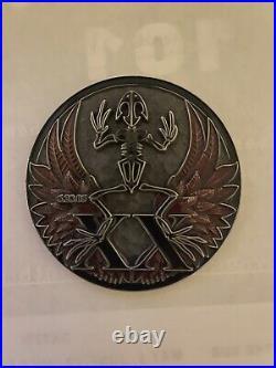Amazing 3 Navy USN Chiefs CPOA Challenge Coin USS Michael Murphy (DDG 112)