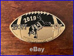 Army Navy Football Game President Donald Trump Secret Service 2 Challenge Coin