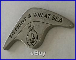 Australian Royal Navy Vice Admiral David Shackleton Ao Ran Chief of Navy Coin R4