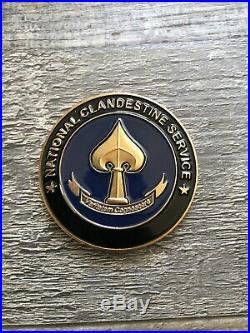 CIA National Clandestine Service East Asia Division Challenge Coin Navy Seal SOG