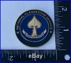 CIA National Clandestine Service East Asia Division Challenge Coin SOG Navy Seal