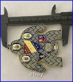 CTF-70 Battle Force Seventh Fleet Japan Based United States Navy Challenge Coin