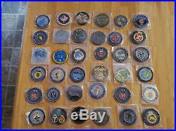 Canadian Navy and Candain Forces Challenge Coin Collection