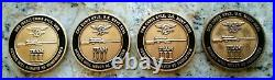 Chris Kyle Seal Team 3 Navy Seals 2017 Benefit Sniper Challenge Coin Select 1
