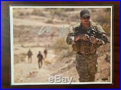 Devgru Nswdg St6 Navy Seal Chris Kyle Autograph