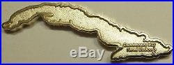Guantanamo Bay Naval Station Navy Challenge Coin