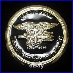 Jaeger-LeCoultre Navy Seals Challenge Coin Beverly Hills Boutique Edition 2010