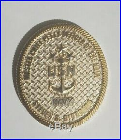 Mcpon 14 Coin Master Chief Of The Navy Giordano