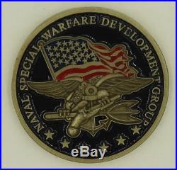 Naval Special Warfare DEVGRU SEAL Team 6 War Dogs Cairo K9 Navy Challenge Coin
