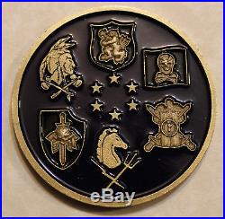 Naval Special Warfare Development Group DEVGRU SEAL Team 6 Navy Challenge Coin 6
