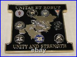Naval Special Warfare SEAL Task Force Three / TF-3 Navy Coin