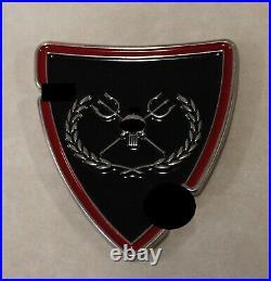 Naval Special Warfare SEAL Team 3 / Three C Platoon Punisher Navy Challenge Coin