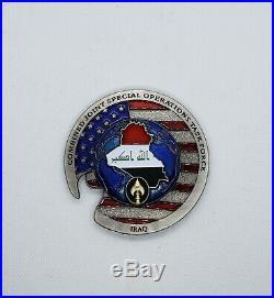 Navy Chief CPO Challenge Coin SEAL Team SUPCEN 17-1 non nypd msg SUPER RARE