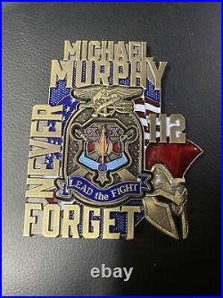 Navy Chief DDG 112 Michael Murphy Puzzle Cpo Coin