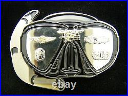 Navy SEAL BUD/S Training Boot Camp 800 Division Numbered Challenge Coin