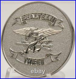 Navy SEAL Team 3 Task Unit 2 Bruiser Platoons C&D Ramadi Battle Challenge Coin
