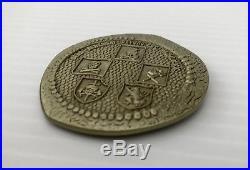 Navy Seal Team 6 VI Devgru Nsw Assault Teams Usn Challenge Coin Doubloon Non Cpo