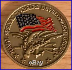 Navy Special Warfare DEVGRU Team VI AUTHENTIC