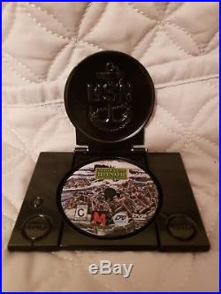 Navy chief challenge coin CPO PLAYSTATION! Limited very rare! Non msg nypd