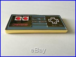 Nintendo Controller Navy Cpo Chief Challenge Coin Zelda Mario Nes Snes Non Nypd