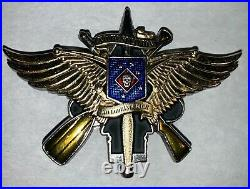 Rare! USSOCOM MARSOC Marine Special Operations Command Raiders Regiment Coin