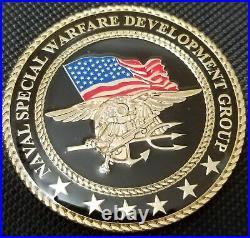 Rare current JSOC Tier 1 US Navy SEAL Team 6 NSWDG DEVGRU CB Seabee Det Faciliti