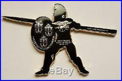 SOCCENT Navy Chief CPO Army SOF Special Operations Command Central Spartan Dual