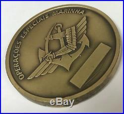 SPAIN NAVY UOE Special Ops Unit Operações Especiais Marinha SEAL Equivalent 2.75
