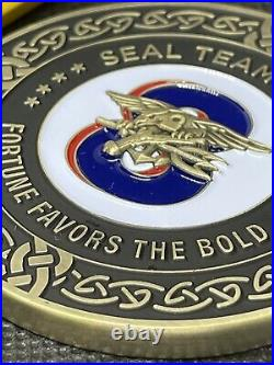 Seal Team 8 Nsw Us Navy Challenge Coin