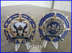 Set of 6 USN Chief Petty Officers CPO Goat Locker Challenge Coins