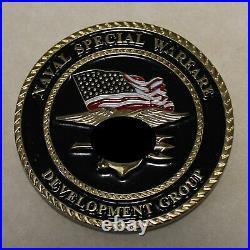 Special Warfare Development Group DEVGRU SEAL Team 6 2019 Navy Challenge Coin