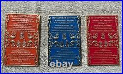 THREE Navy Chief CPO Cereal Box Challenge Coinx