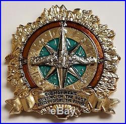 USMC US Navy Chief CPO CPOA Pearl Harbor HI 114th Submarine Birthday Ball #754
