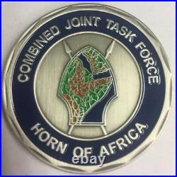 USN CJTF Combined Joint Task Force Horn of Africa Camp Lemonier Djibouti