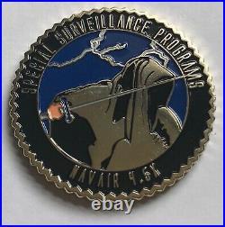 USN Copperhead UAS Detachment OEF OIF New Dawn Special Surveillance Program Coin