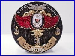 USN Murphy's Mess Healy's Halls Michael Murphy DDG 112 3 Challenge Coin