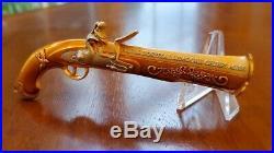 USN Navy Lemoore Mess Blunderbuss Gun Pistol Challenge Coin CPO Chief