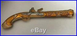 USN Navy Lemoore Mess Blunderbuss Gun Pistol Challenge Coin CPO Chief Non CIA
