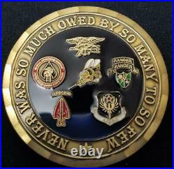 USN Seabee NMCB 18 Special Operations CJSTOF-A Det OEF Deployment