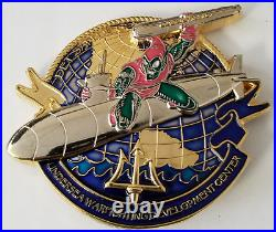 USN US Navy CPO Chief Petty Officer Undersea Warfighting Development Center