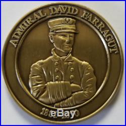 USN US Navy ONI Office of Naval Intel Farragut Tech Analysis Ctr Adm. Farragut