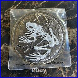 USS Michael Murphy CPO Challenge Coin Early Version USN Navy Chief