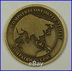 US Navy COMFAIRWESTPAC Challenge Coin Presented by Rear Admiral A. J. Johnson(19)