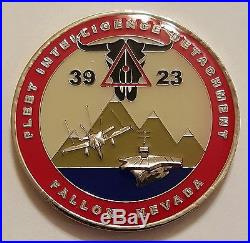 US Navy Commander of Cyber Forces Fleet Intelligence Detachment Fallon Nevada