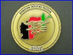 US Navy Seal Team Seven Challenge Coin