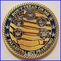 US Navy USN SEAL NSW TD2 TRADET ST2 ST4 T8 ST10 East Coast SEAL TEAMs 1.75