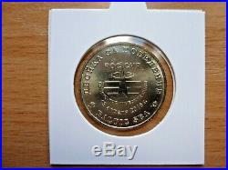 US Navy USS Donald Cook near collision Russian SU 24 Baltic Sea Challenge Coin