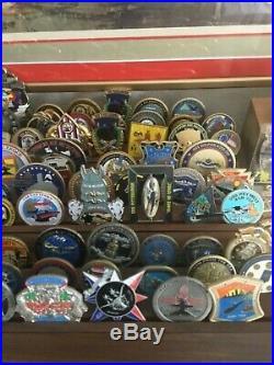 U. S Navy Challenge Coins