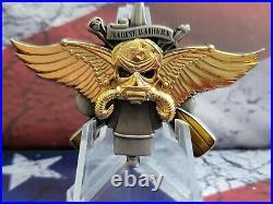 Ultra Rare! USSOCOM MARSOC Marine Special Operations CMD Raiders Regiment Coin